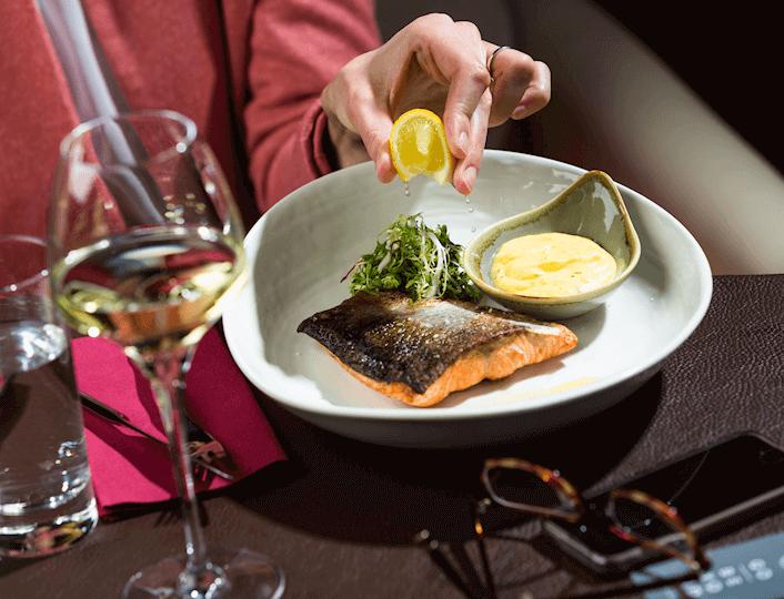 Opzet Gullivers restaurant in Brussel luchthaven