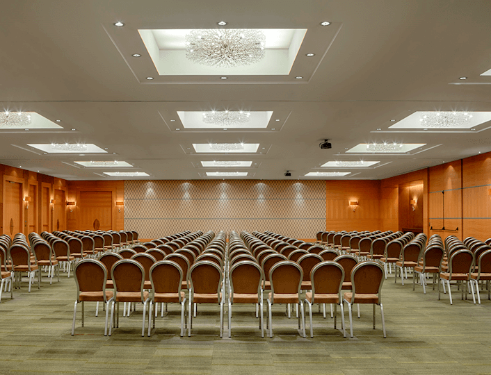 Sheraton Brussel Airport conference level