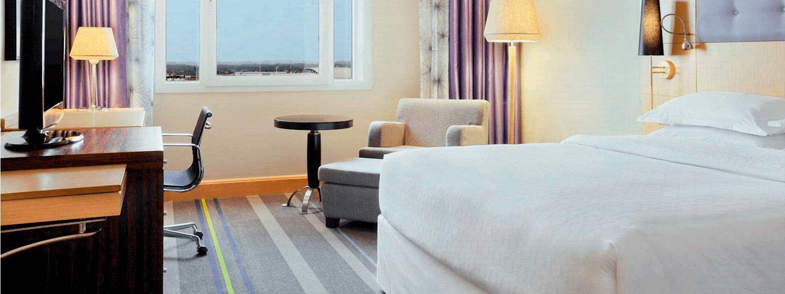 Sheraton Brussel Airport - Website Accessibility